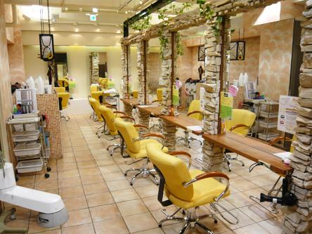 Hair&Make Lee 郡山店2
