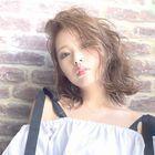 『平日限定50%off』前髪カット+カラー+Aujuaトリートメント(90min)3,980円