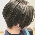 【AVANCEのカラーを体験】カット+白髪染め+Aujuaトリートメント5,500円
