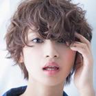 【apish AOYAMA青山】前髪カット&前髪パーマ+トリートメント