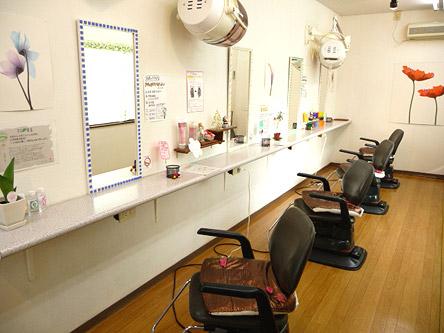 美容室 アビーロード1