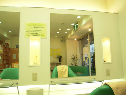 美容室 showw1