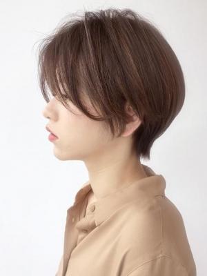 ハンサムショート/Salon銀座
