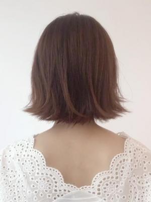 フラッフィー・ボブ/Salon銀座
