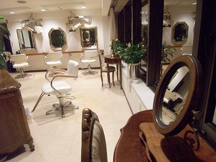 HAIR GRACE 目黒駅前店3