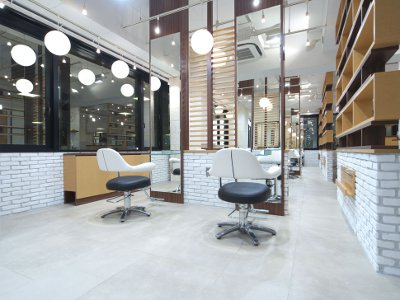 hair make passage 相模大野店1