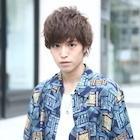 【メンズ限定】似合わせカット+オーガニックカラー+炭酸泉15,660円→10,800円
