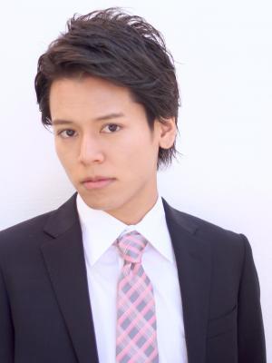【NORA】できる男の鉄板髪☆お洒落ビジスルスショート