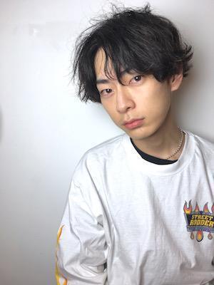 《NORA青山》YUMA/スマートマッシュ&ニュアンスパーマ