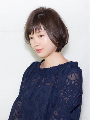 [NORA/久場秀行]小顔ショート