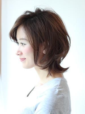 【NORA/久場秀行】辺見えみりさん風人気の小顔くびれミディ