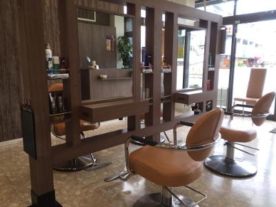 Hair material 朝霞店1