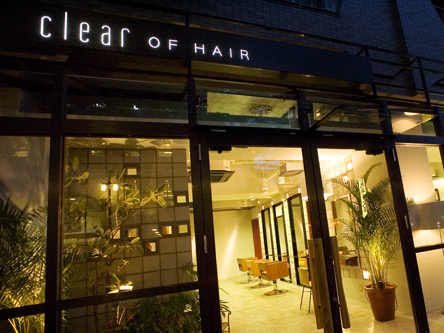 clear OF HAIR 藤が丘店5