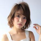 【美髪】カット+コラーゲンカラー+オッジオットミストケア