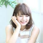 【WiLL初体験】似合わせカット+Aujuaヘッドスパ(30分)