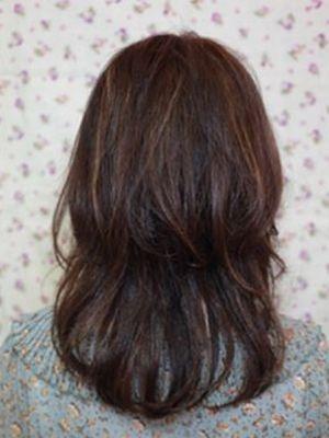 女性らしさ、個性を合わせもつ愛されヘア