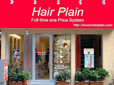 Hair Plain5
