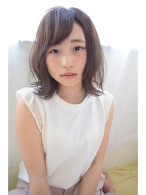 るゆハネカールショート☆by徳田大輔