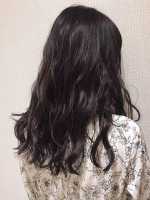 髪質改善/暗髪クラシカルカール