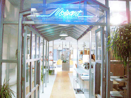 hair cutting garden Jacques Moisant 横浜そごう店1