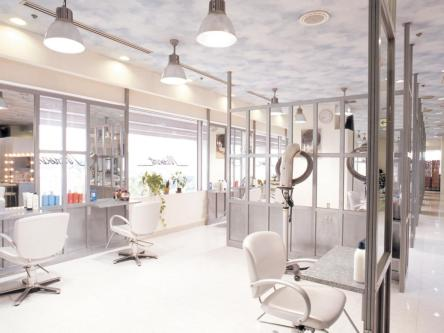 hair cutting garden Jacques Moisant 横浜そごう店2
