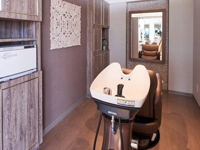 hair cutting garden Jacques Moisant 新宿タカシマヤ店3
