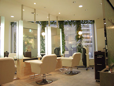 Jacques Moisant PARIS hair & Spa 銀座店1