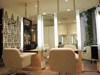 Jacques Moisant PARIS hair & Spa 銀座店2