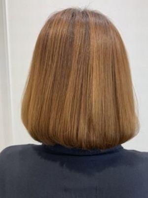 髪質改善/艶感ストレート