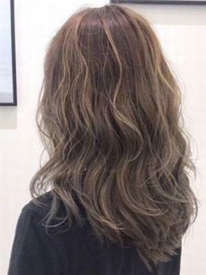 髪質改善/グラデーションカラー