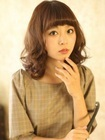 カット&エアウェ-ブ&トリ-トメント ☆ 12600円 【huit 金町】