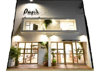 Pap's de coiffeur 宝塚小林店3