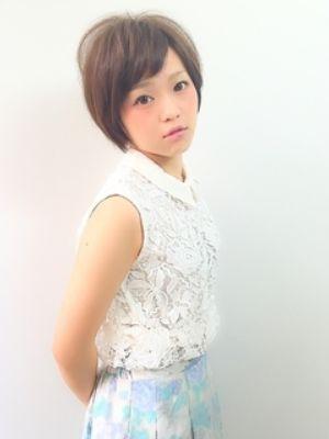 【池田コウイチ】柔らかショートボブ