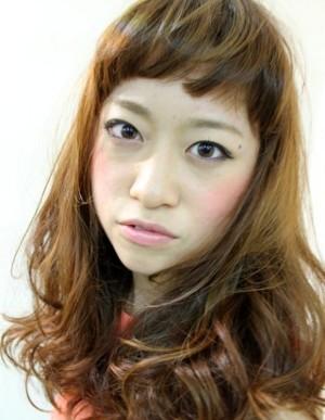 ドレープカールでsummer girl☆