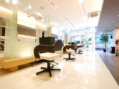 SIECLE hair&spa 銀座店1