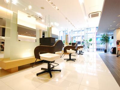 SIECLE hair&spa 銀座店1