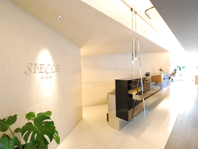 SIECLE hair&spa 銀座店4