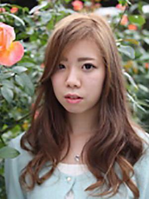 ★☆森絵梨佳☆★風フェミニンロング
