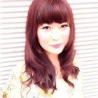 【傷んだ髪にオススメ!】Grossカラー&ブロー(アミノ酸Treatment付)