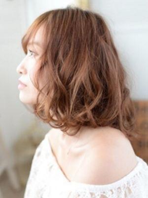 【ウルカ川口】可愛めカジュアル☆ゆるパーマロング