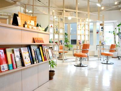 asha hair solution 神戸店1