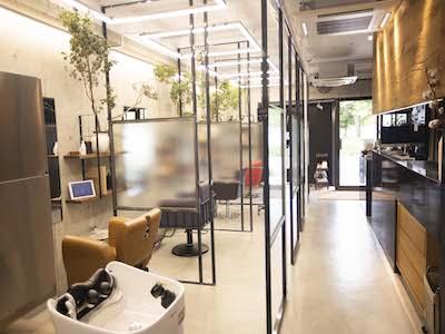 asha hair solution 芦屋店4