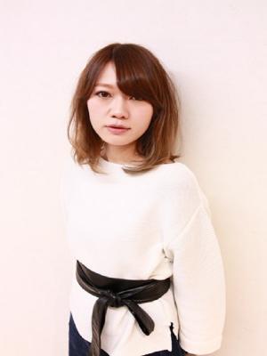 Lia by KENJE&汐見悠佑 ゆるふわグラデーション