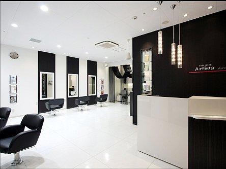 HAIR MAKE Artista first tower2