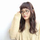 ふんわりウェーブ☆髪に優しいデジタルパーマ☆