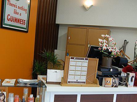 hair salon Douxs4