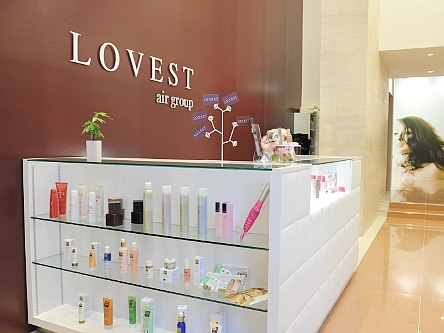 LOVEST by air 青山店3