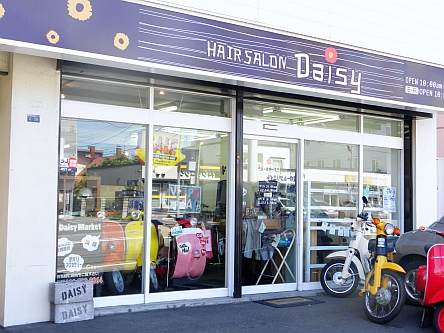 Hair Salon Daisy5