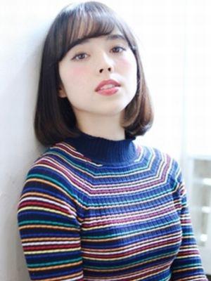 【Lovllラブル】王道カワイイ☆内巻きボブ