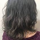 【朝のセットも楽々♪】前髪カット+前髪縮毛矯正